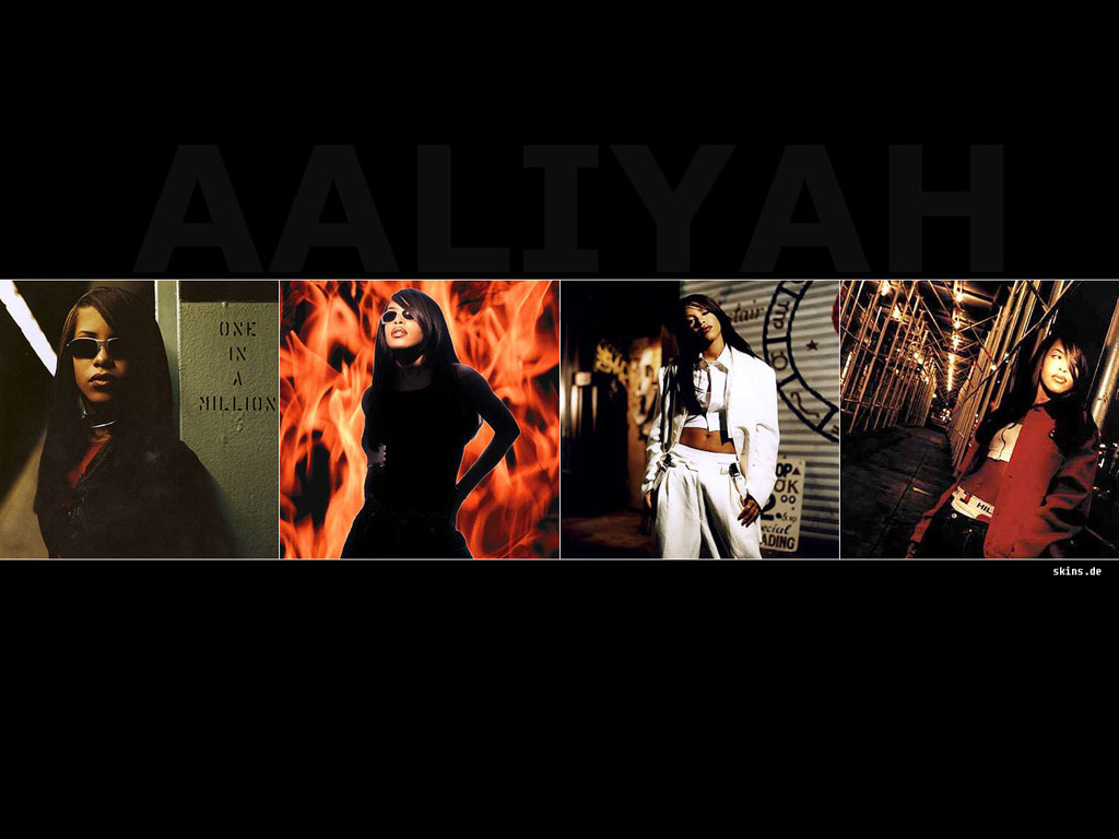 Aaliyah wallpaper (#29)