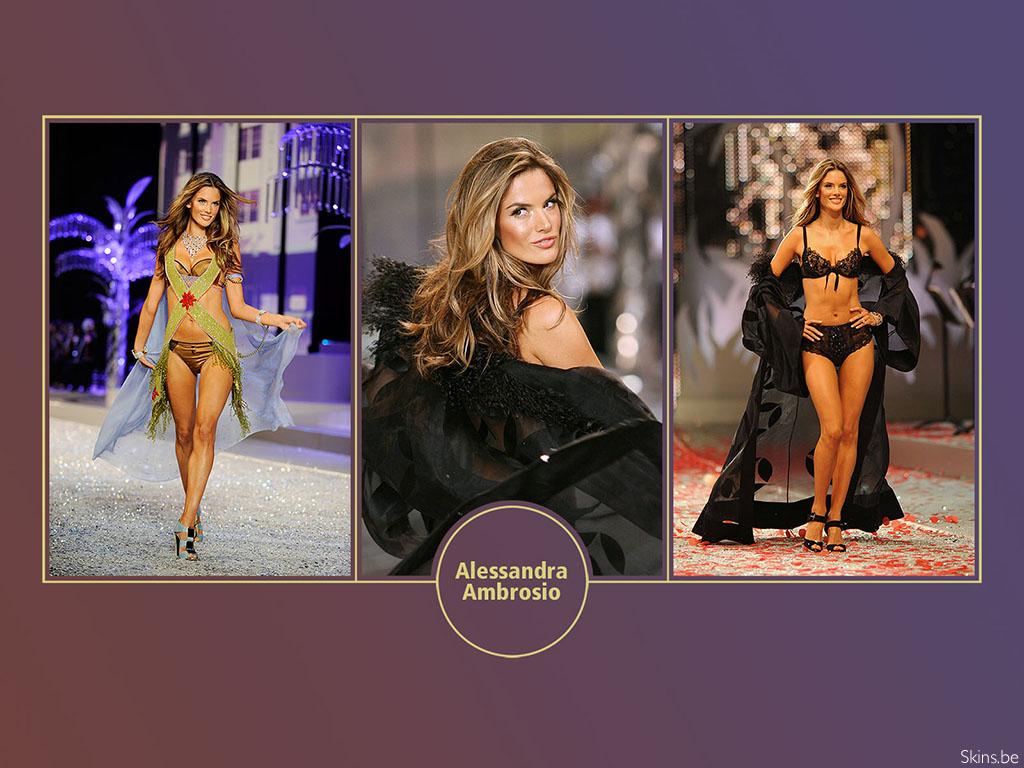Alessandra Ambrosio wallpaper (#34212)
