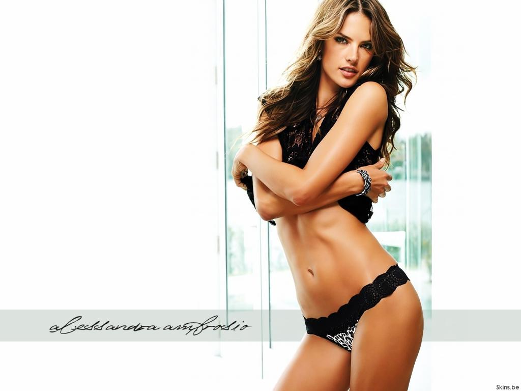 Alessandra Ambrosio wallpaper (#38388)