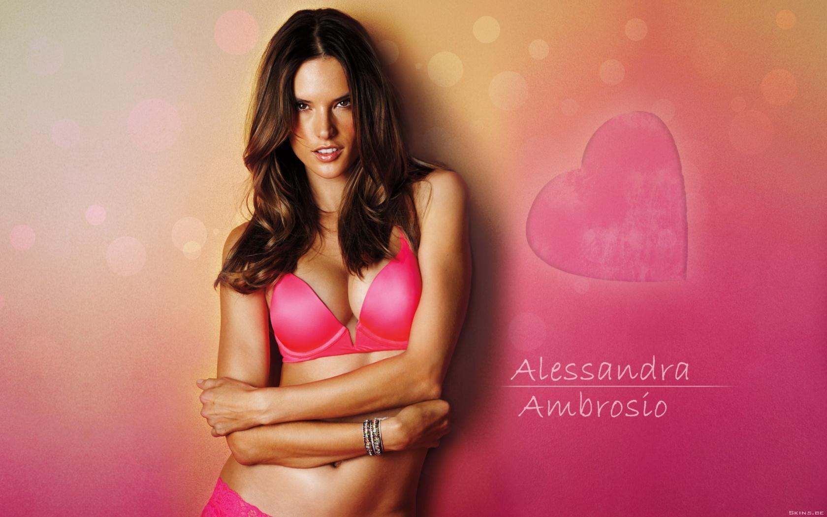 Alessandra Ambrosio wallpaper (#40975)