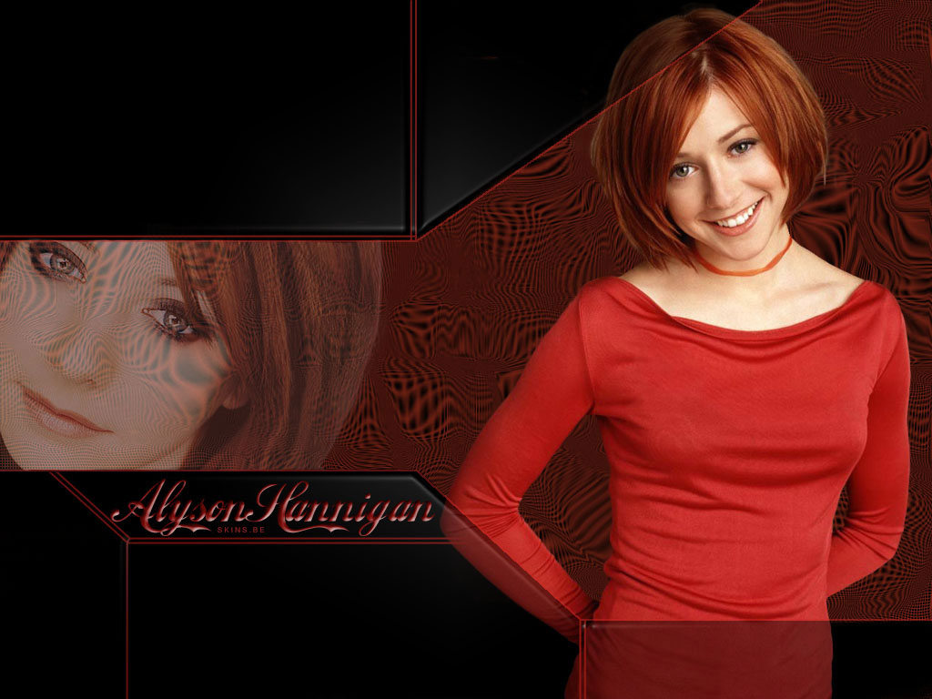 Alyson Hannigan wallpaper (#271)