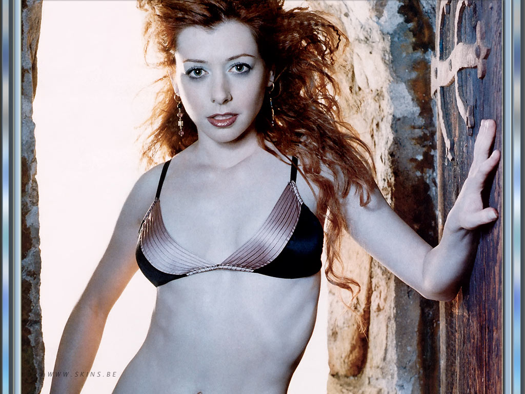 Alyson Hannigan wallpaper (#274)