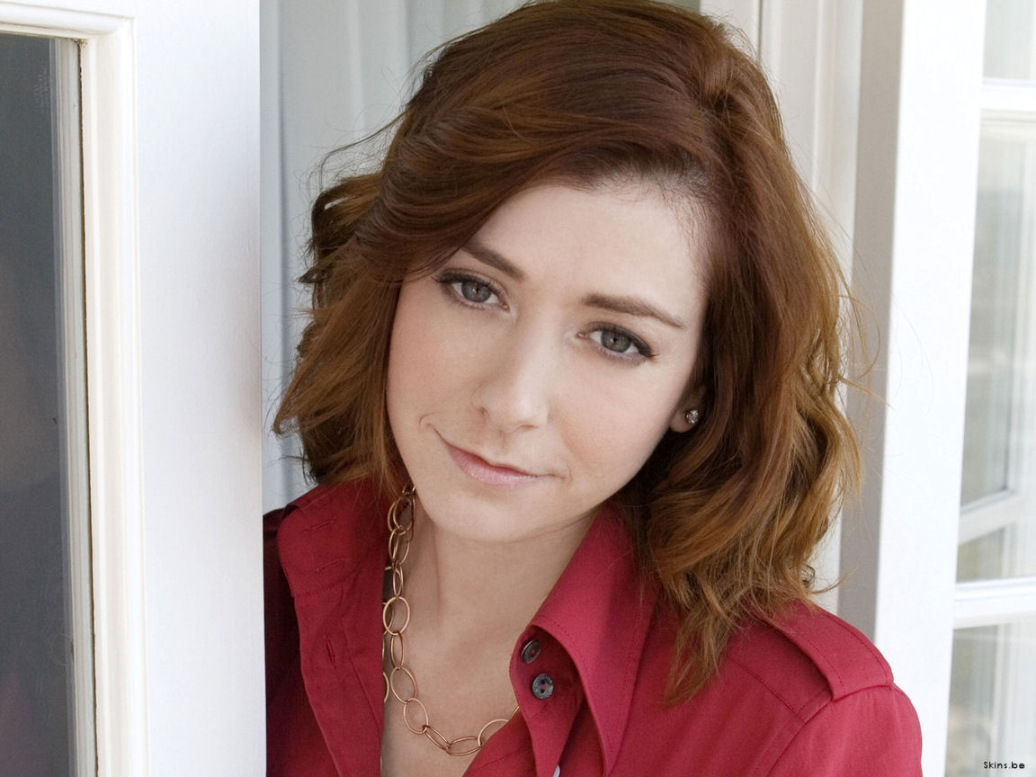 Alyson Hannigan wallpaper (#26551)