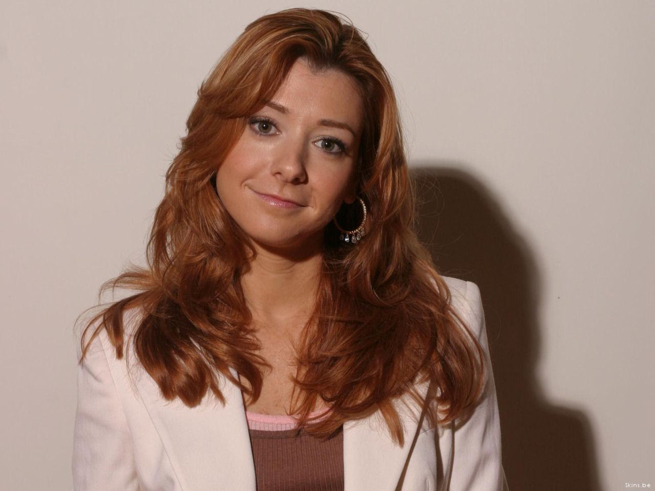 Alyson Hannigan wallpaper (#26578)