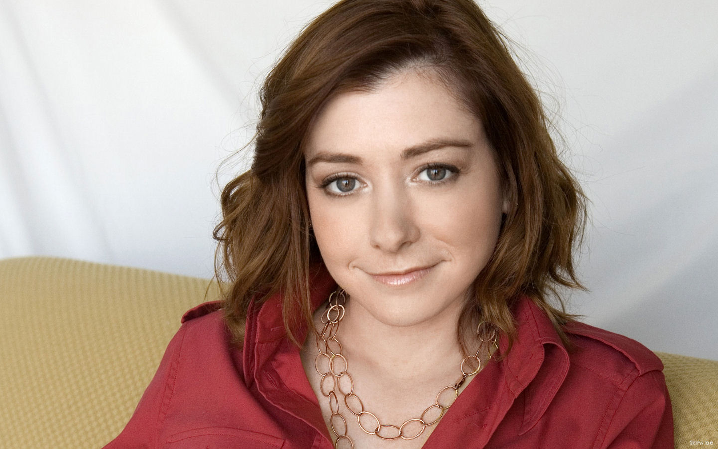 Alyson Hannigan wallpaper (#26588)