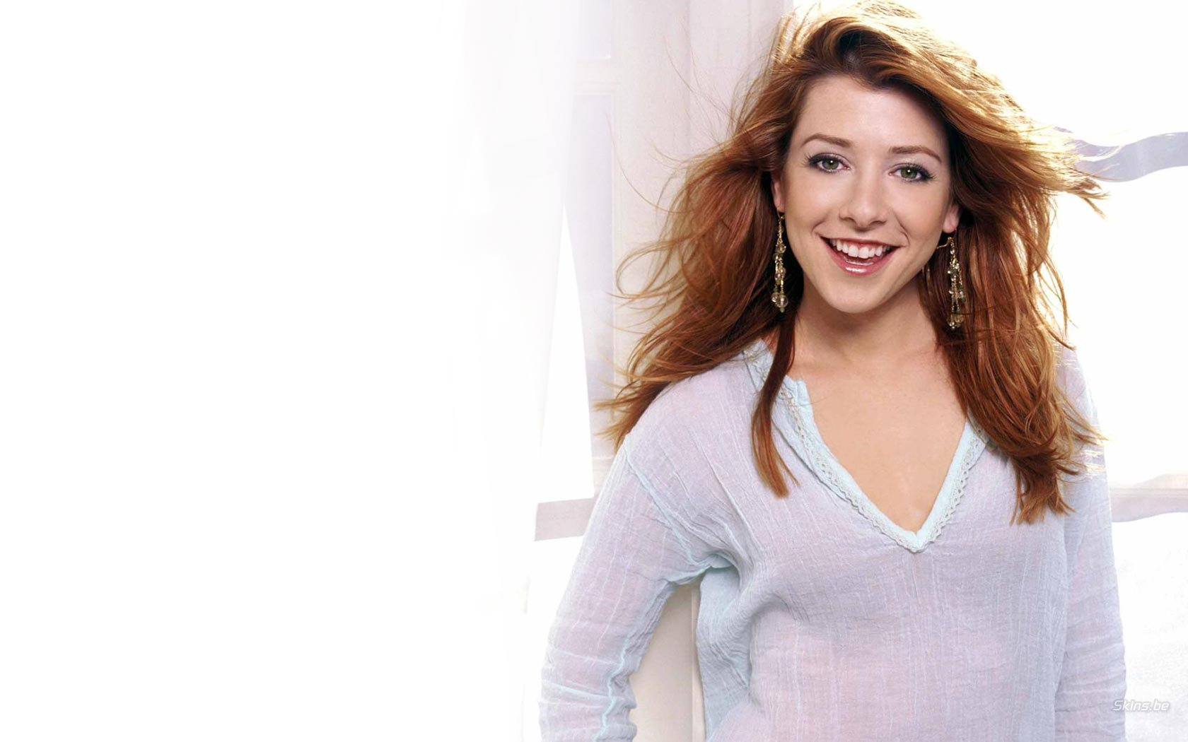 Alyson Hannigan wallpaper (#20191)