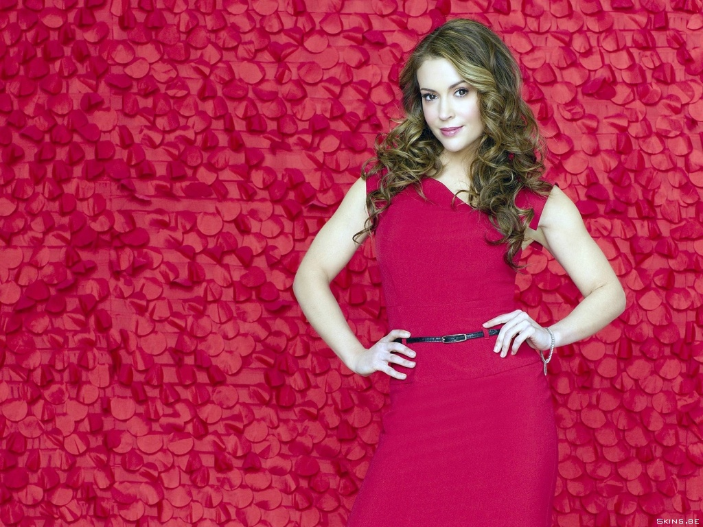 Alyssa Milano wallpaper (#38604)