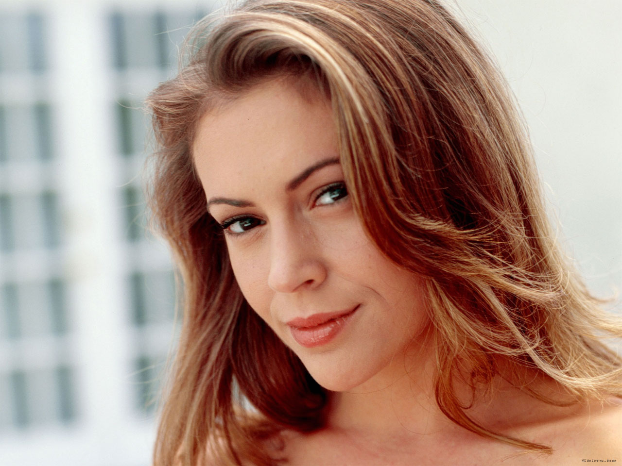 Alyssa Milano wallpaper (#24523)