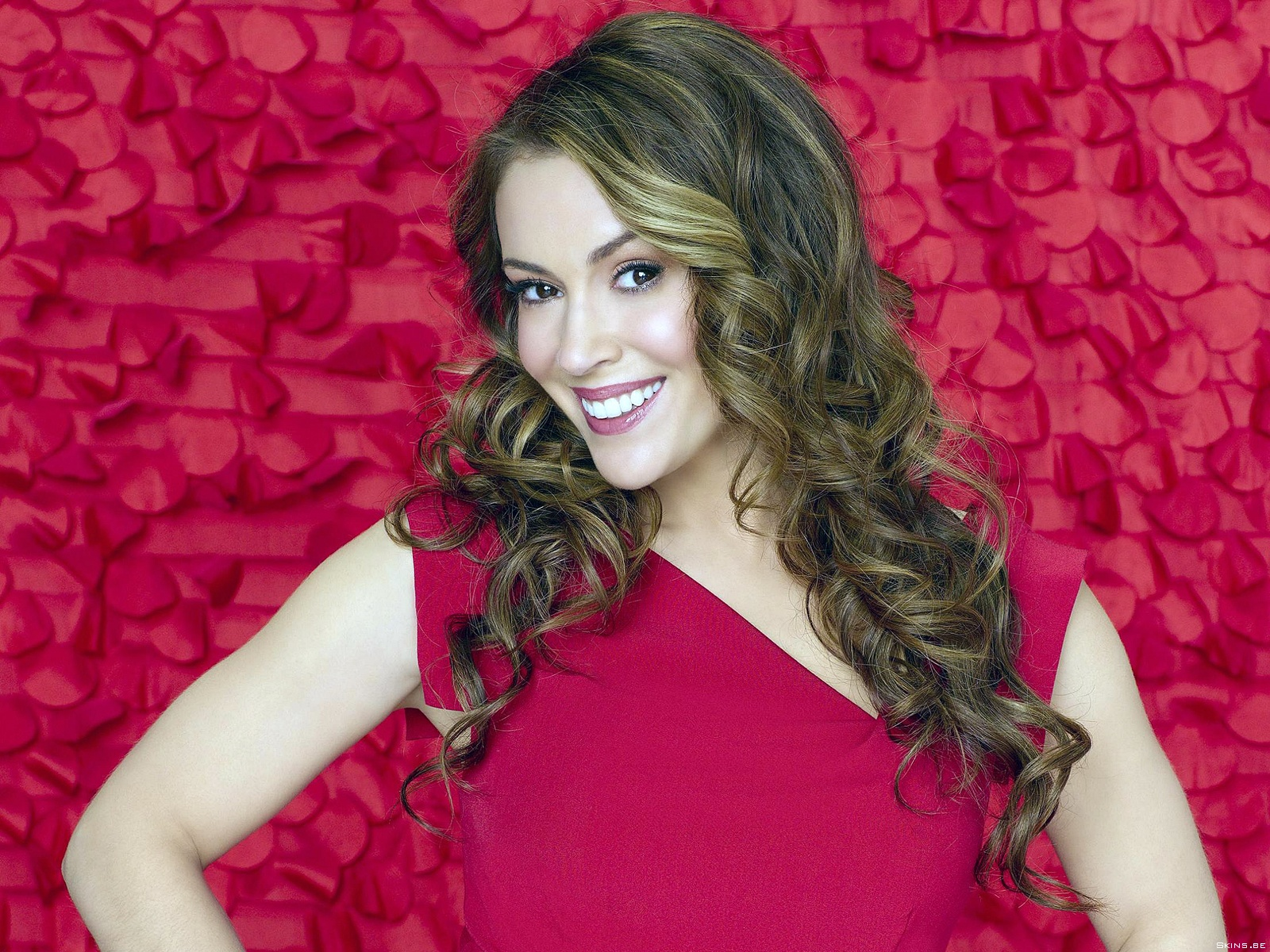 Alyssa Milano wallpaper (#38605)