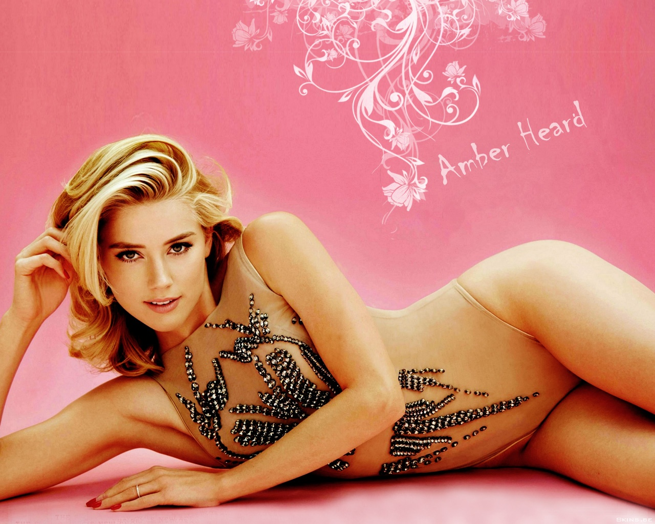 Amber Heard wallpaper (#40335)
