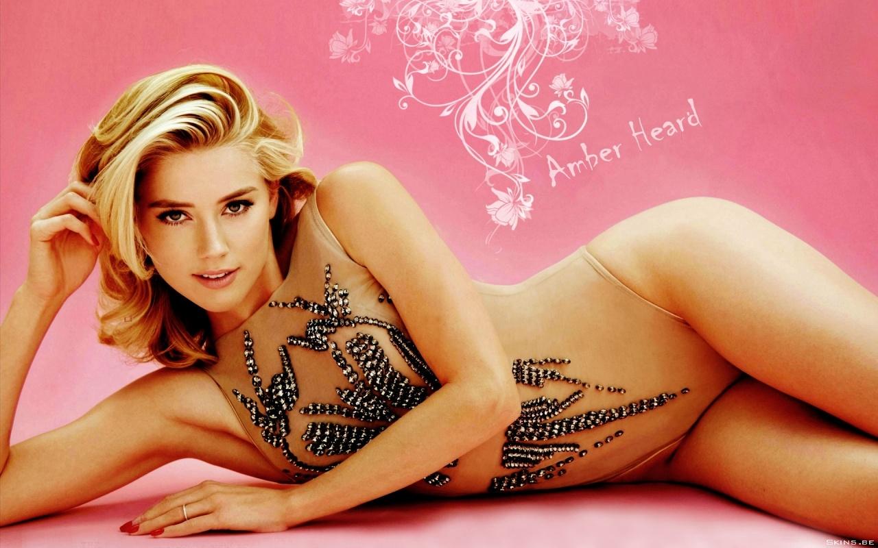 Amber Heard wallpaper (#40335)