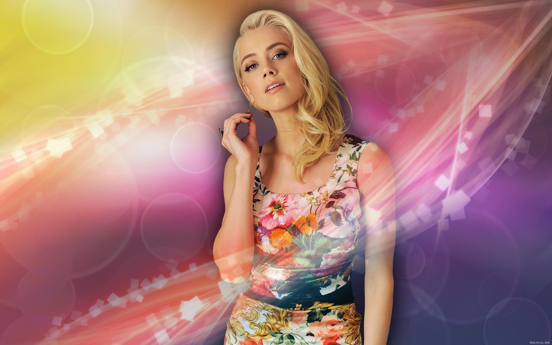 Amber Heard wallpaper (#40515)