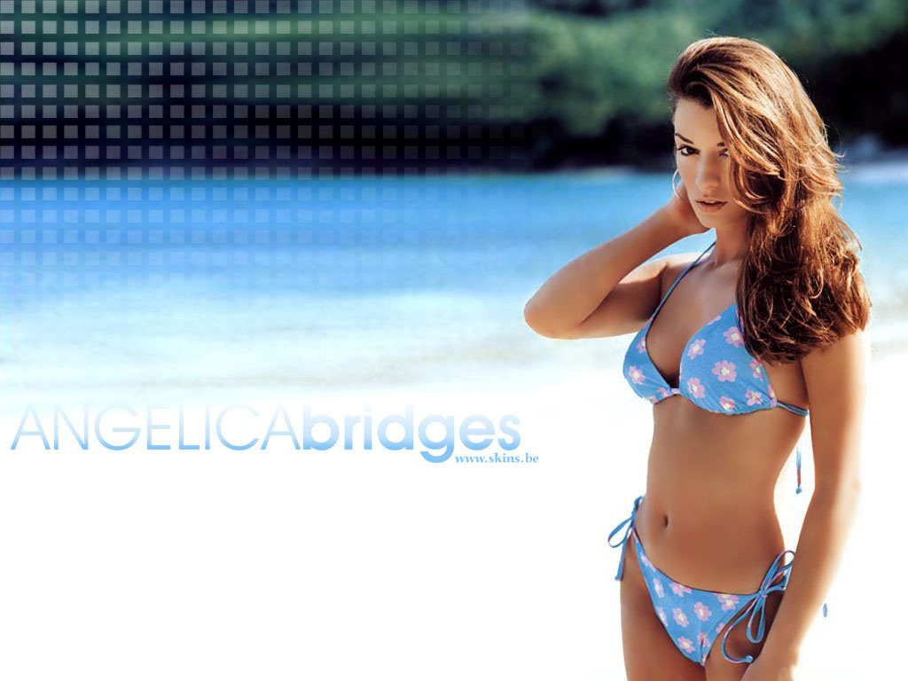 Angelica Bridges wallpaper (#425)