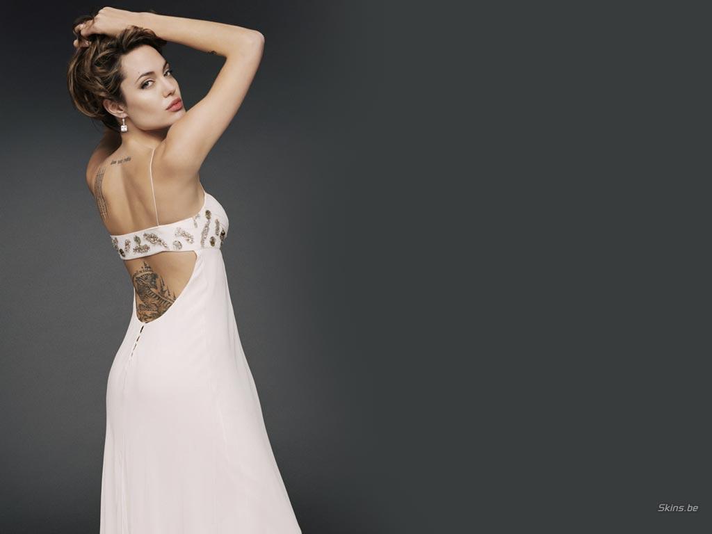 Angelina Jolie wallpaper (#21321)