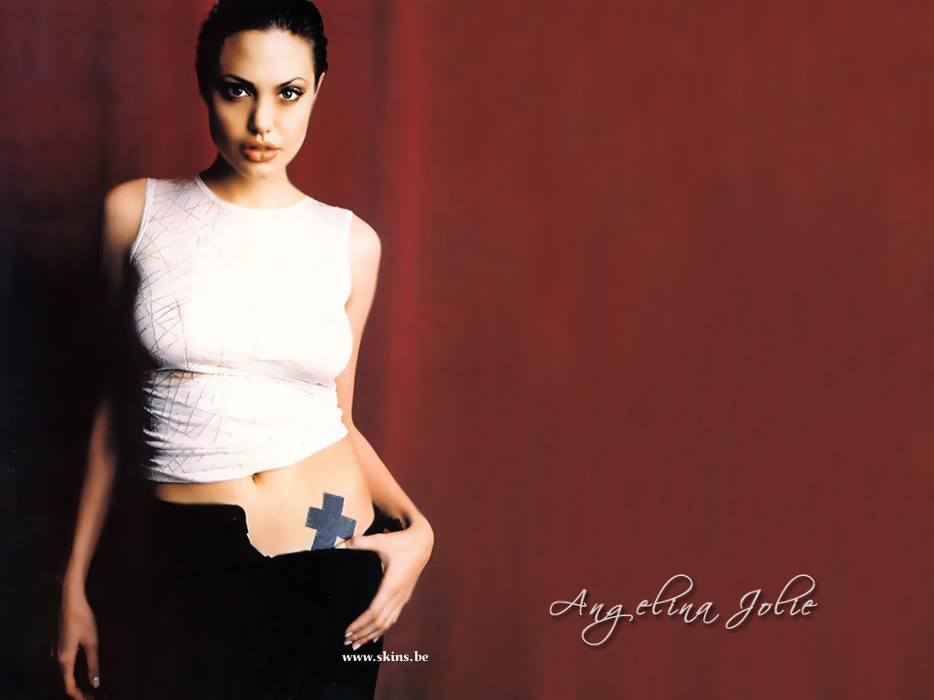 Angelina Jolie wallpaper (#442)