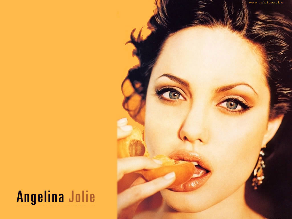 Angelina Jolie wallpaper (#456)