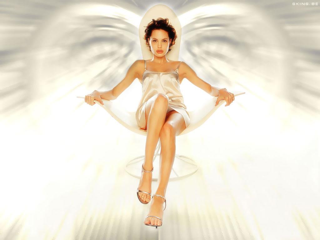 Angelina Jolie wallpaper (#465)