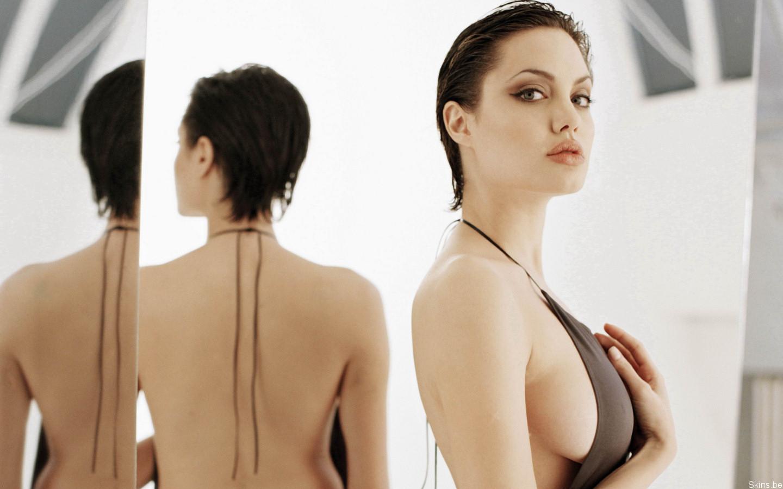Angelina Jolie wallpaper (#28505)