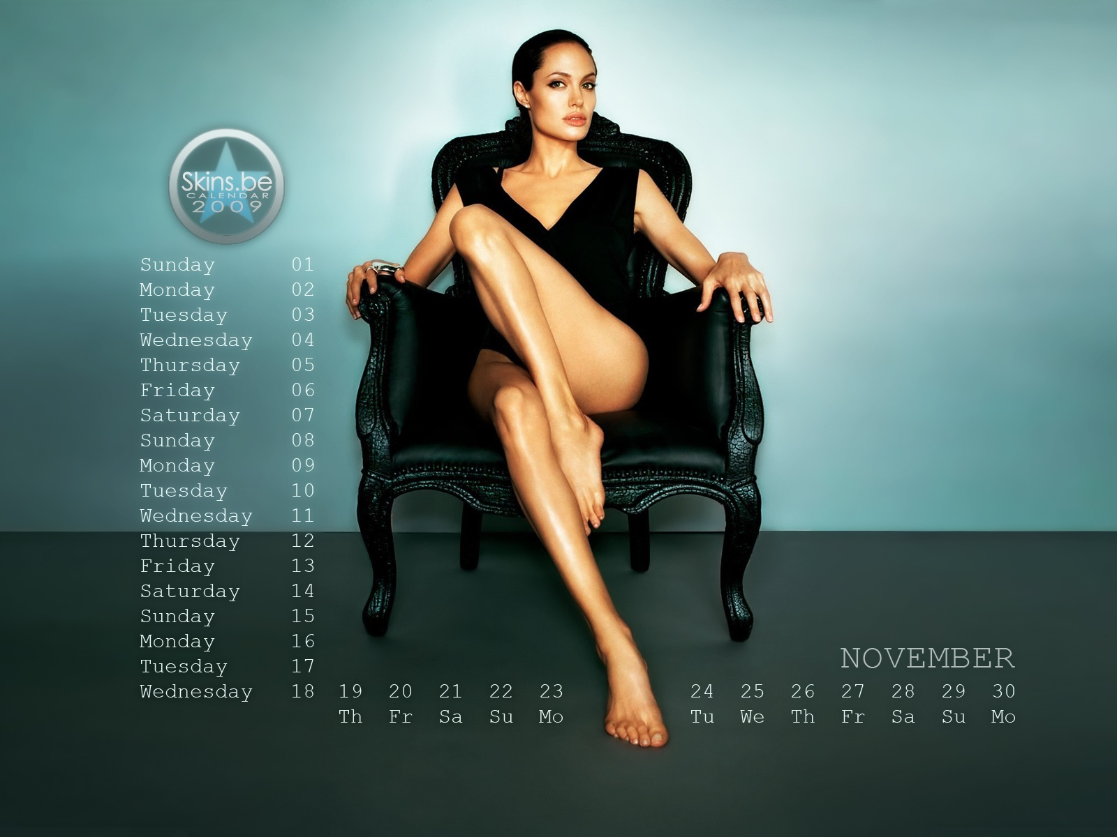 Angelina Jolie wallpaper (#36979)