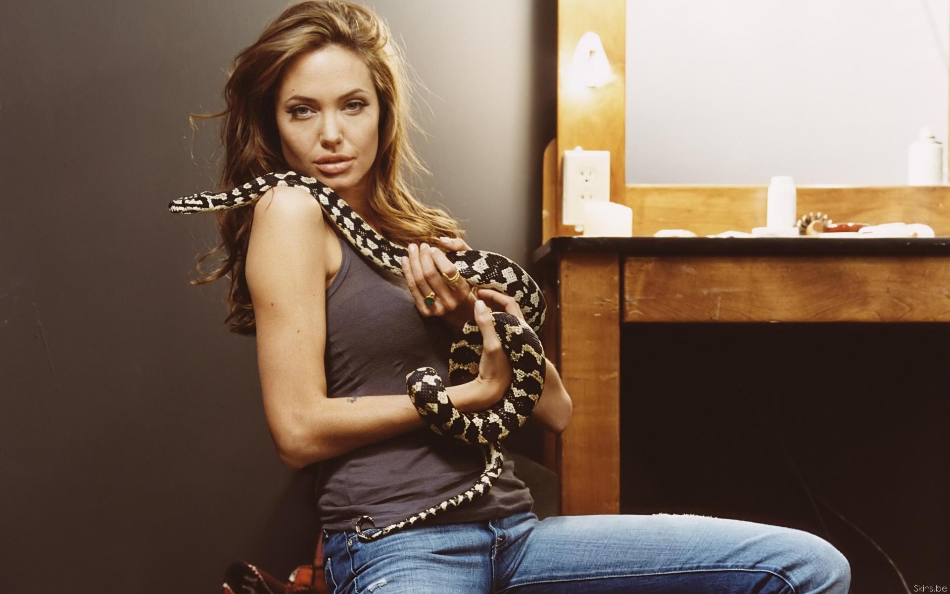 Angelina Jolie wallpaper (#31756)