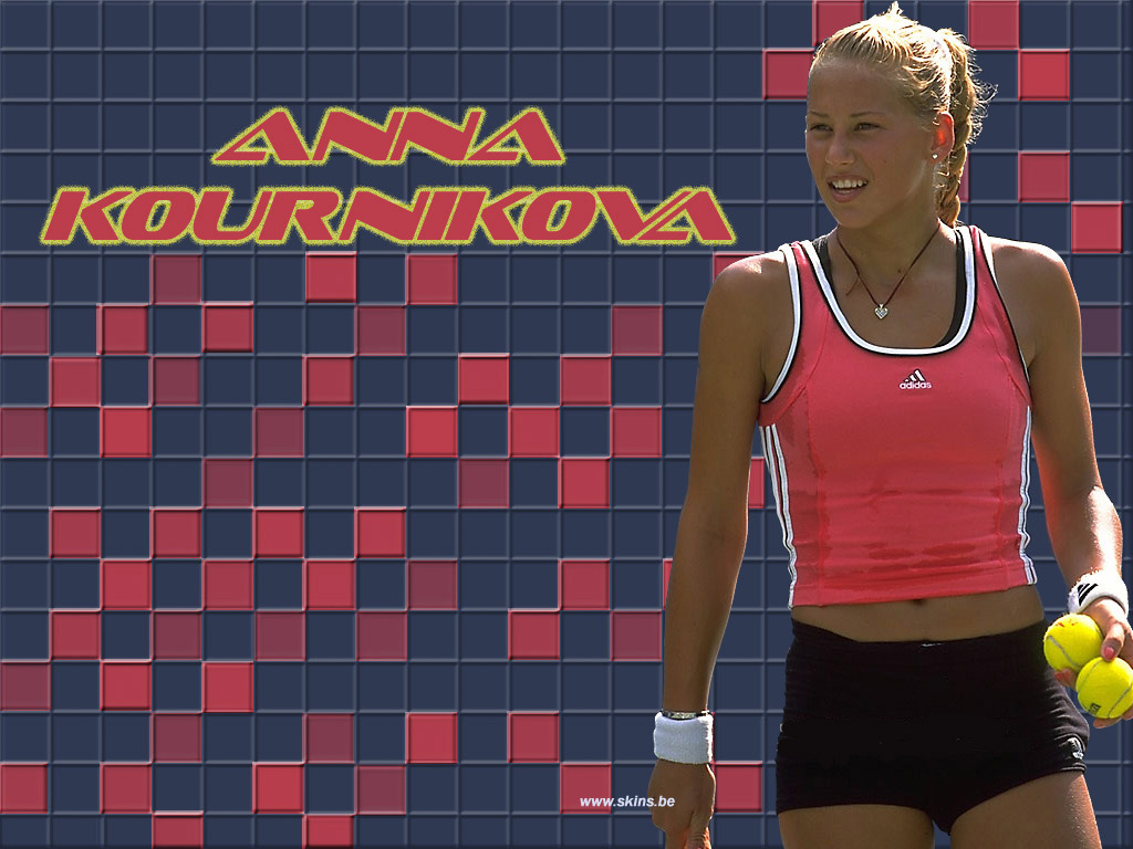 Anna Kournikova wallpaper (#549)