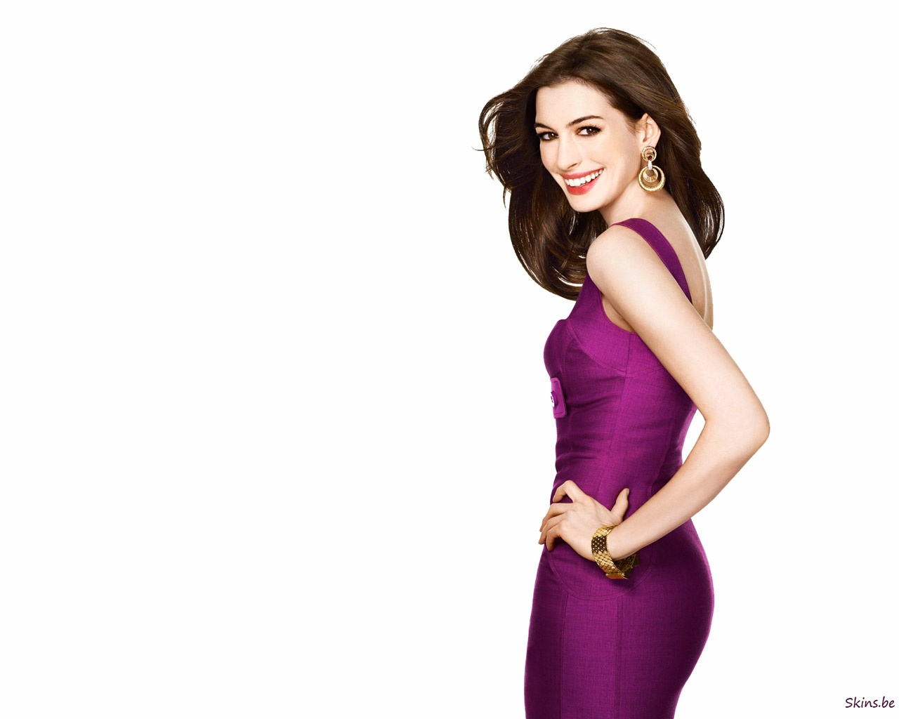 Anne Hathaway wallpaper (#36753)