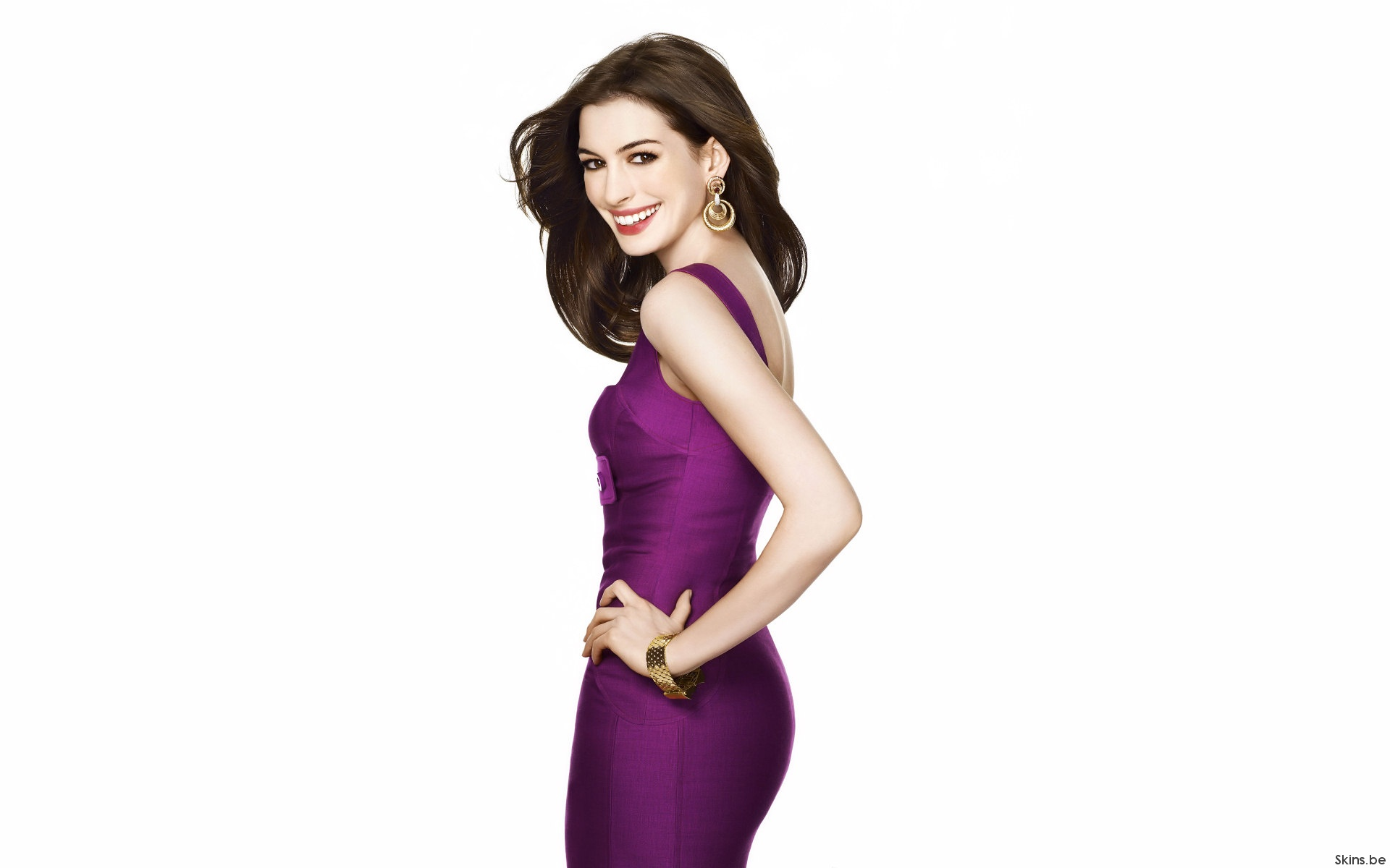 Anne Hathaway wallpaper (#36454)
