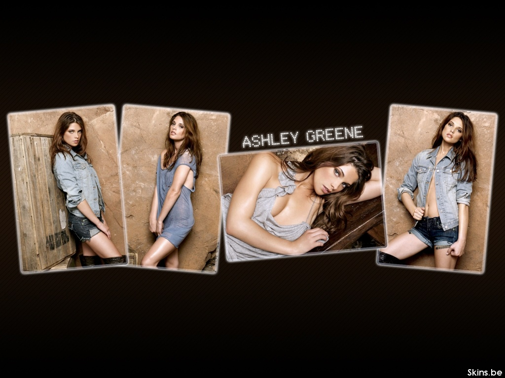 Ashley Greene wallpaper (#36359)