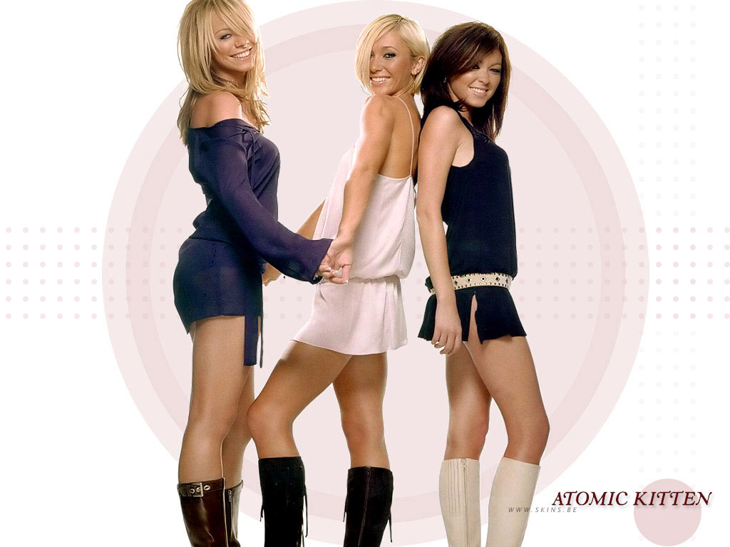 Atomic Kitten wallpaper (#16092)