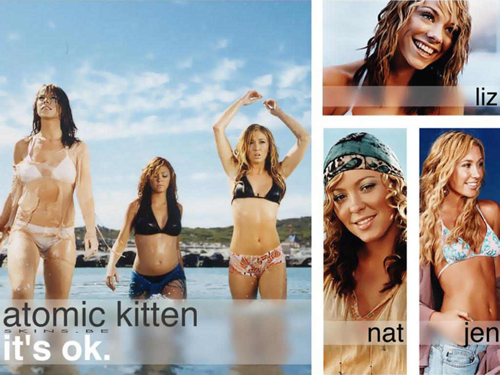 Atomic Kitten wallpaper (#635)