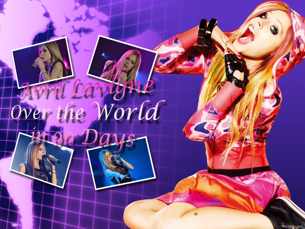 Avril Lavigne wallpaper (#40665)
