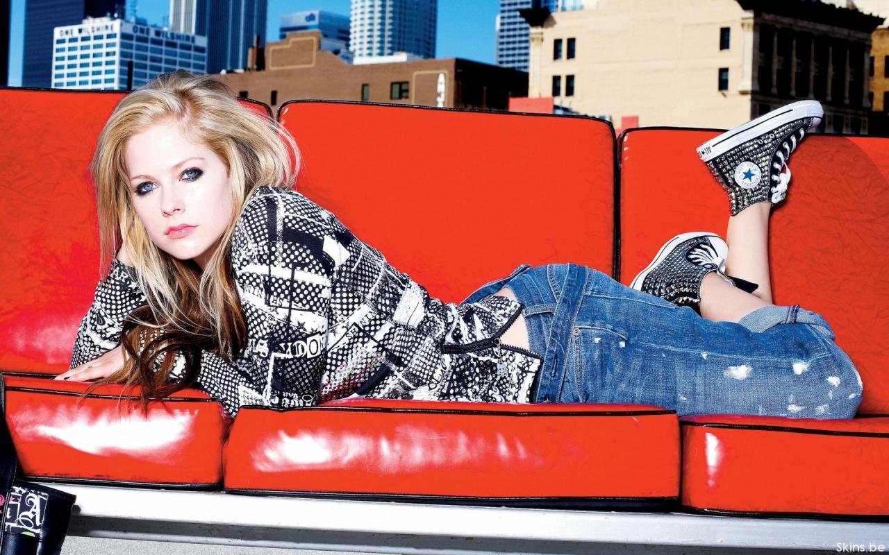 Avril Lavigne wallpaper (#37654)