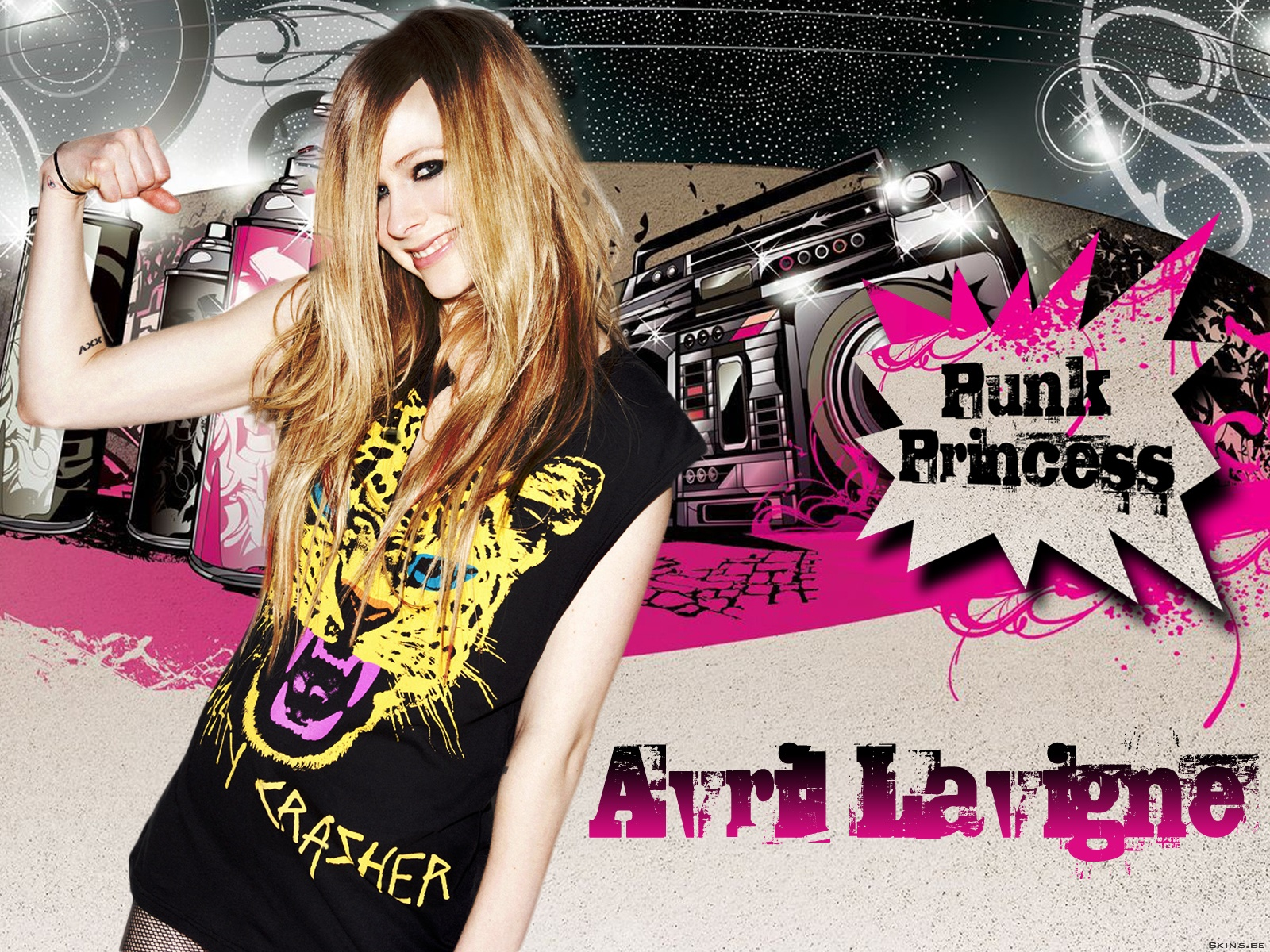 Avril Lavigne wallpaper (#41090)