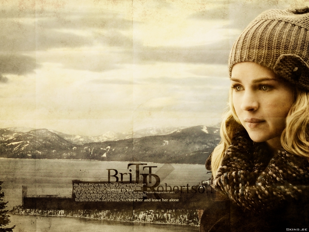 Britt Robertson wallpaper (#40609)