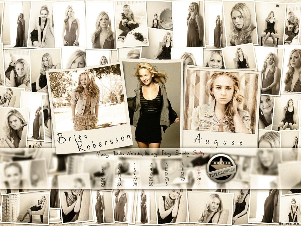 Britt Robertson wallpaper (#41322)
