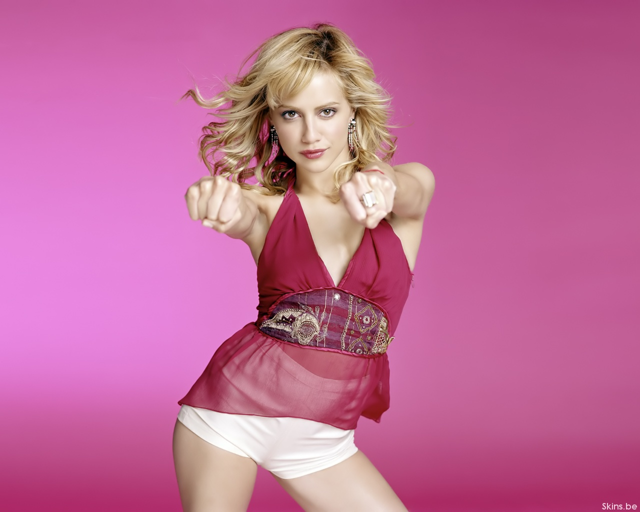 Brittany Murphy wallpaper (#33470)