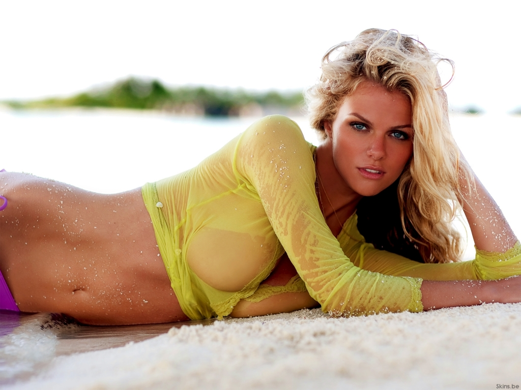 wallpaper babes,Brooklyn Decker