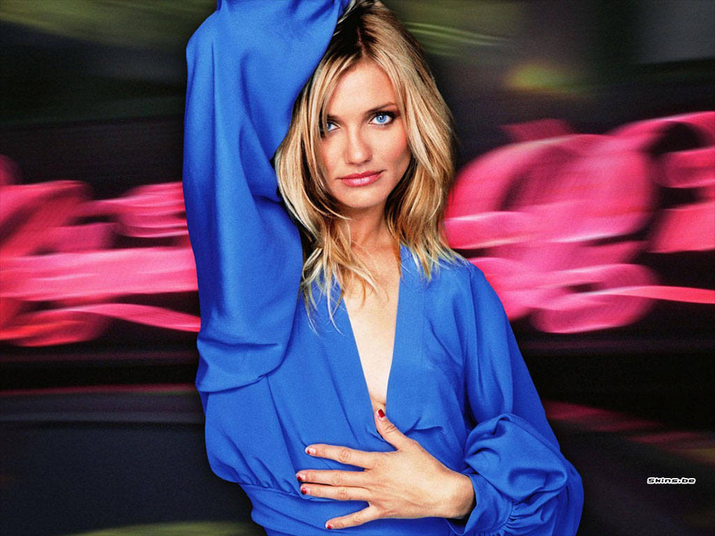 Cameron Diaz wallpaper (#22785)