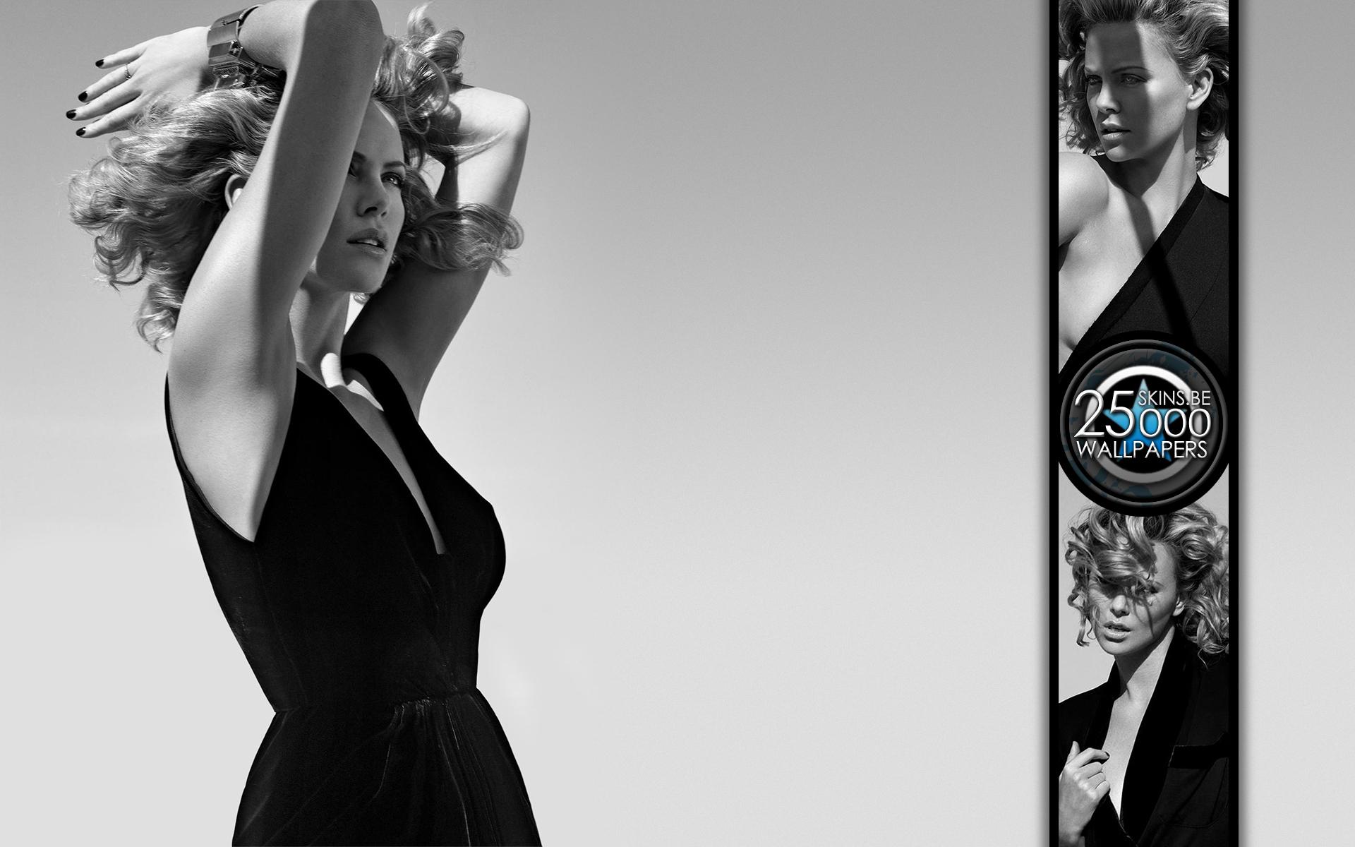 Charlize Theron wallpaper (#37314)