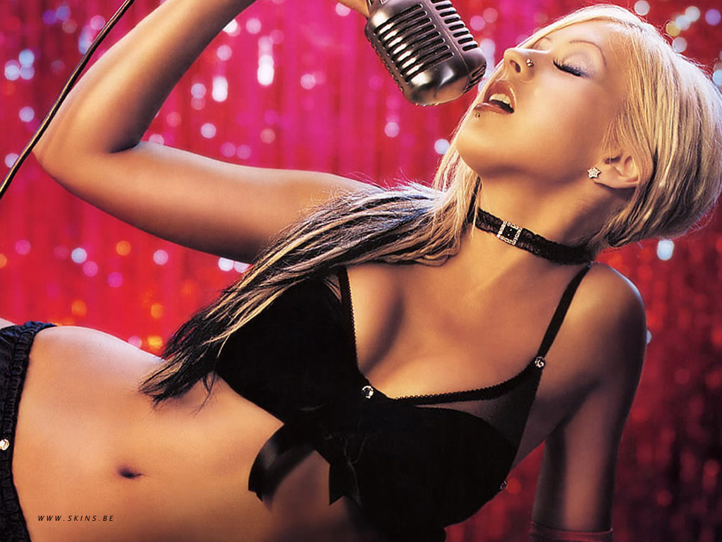 Christina Aguilera wallpaper (#1189)