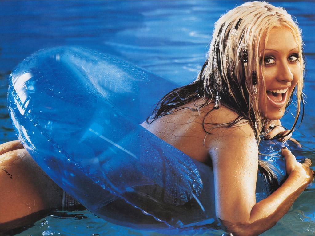 Christina Aguilera wallpaper (#1222)