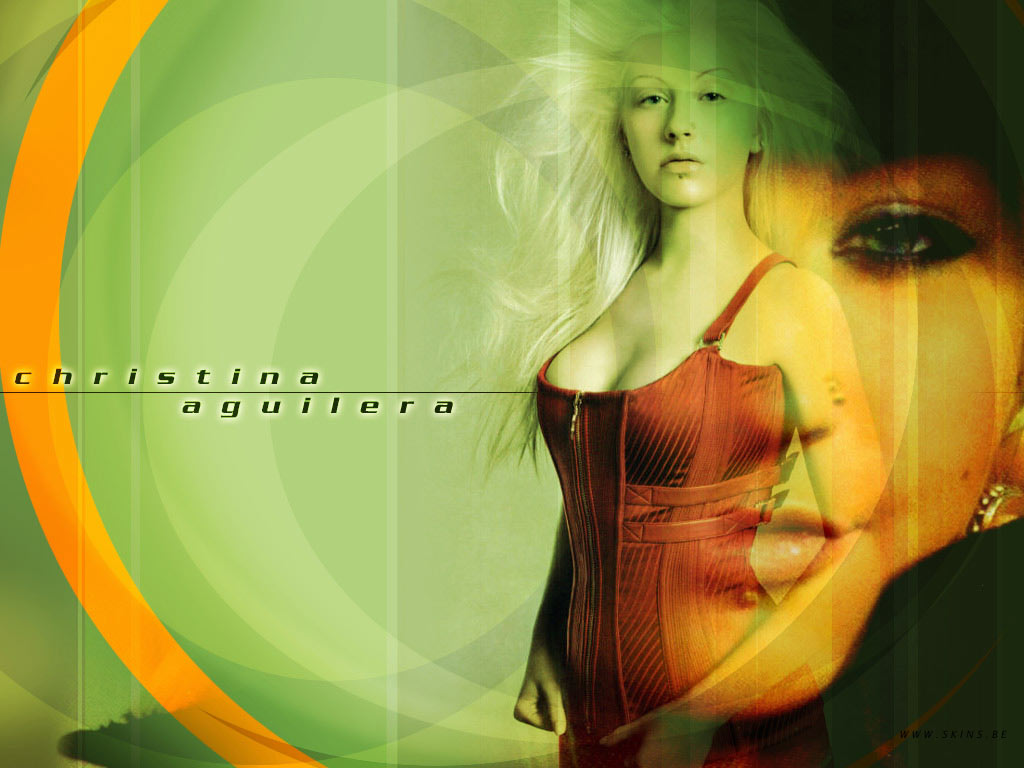 Christina Aguilera wallpaper (#1254)