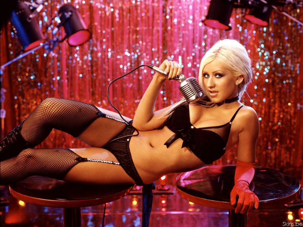 Christina Aguilera wallpaper (#28524)