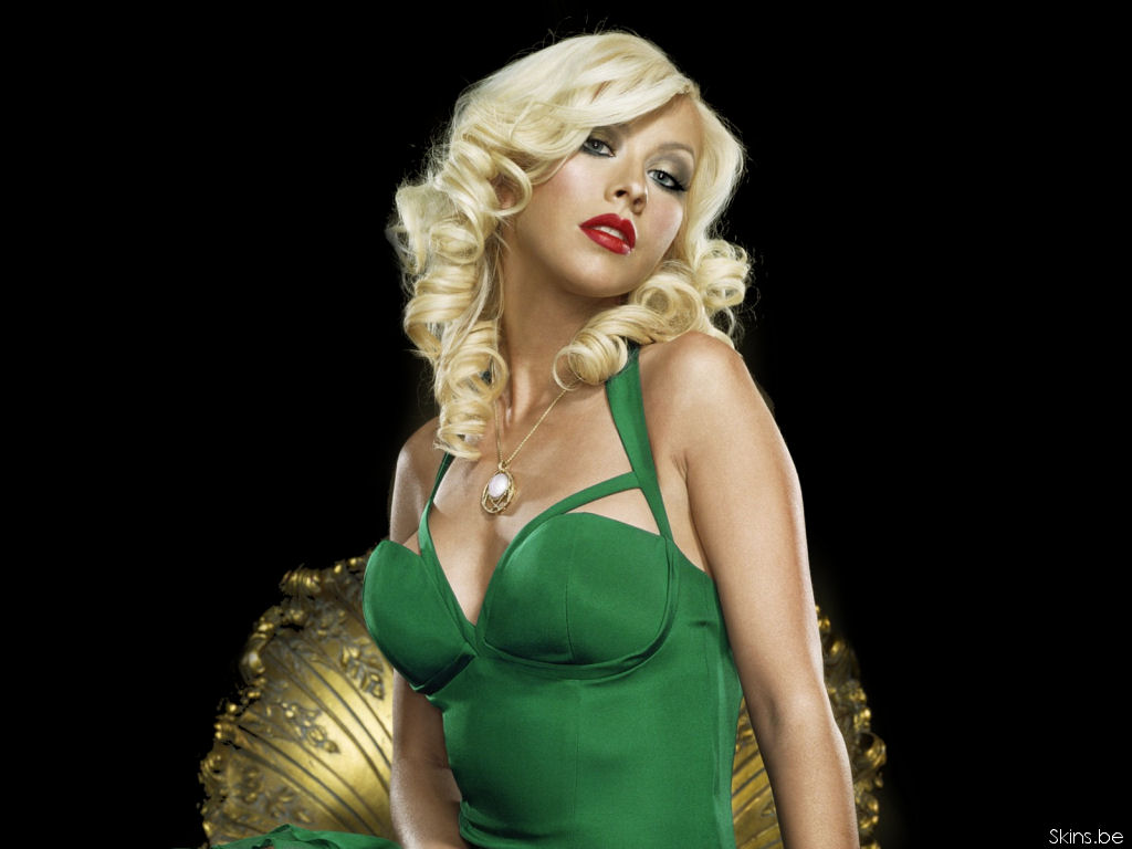Christina Aguilera wallpaper (#28902)