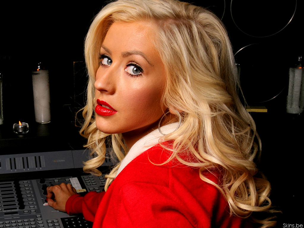 Christina Aguilera wallpaper (#29533)