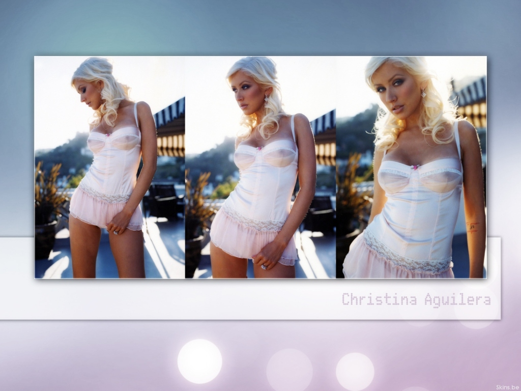 Christina Aguilera wallpaper (#35572)