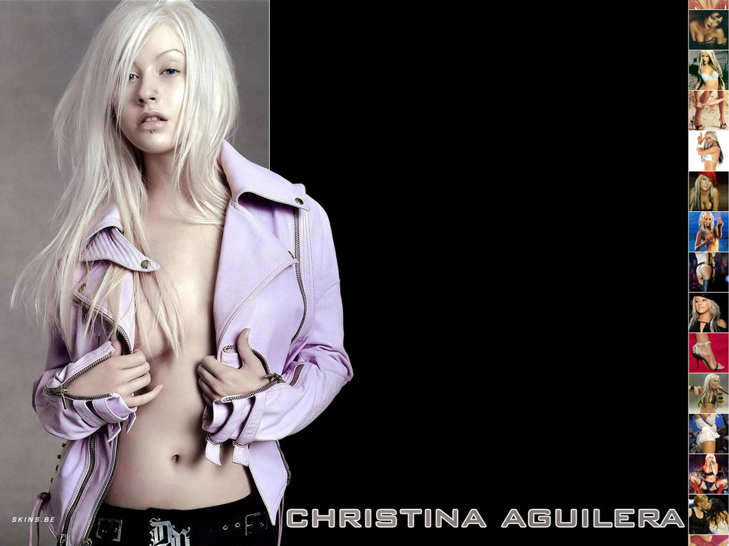 Christina Aguilera wallpaper (#4296)