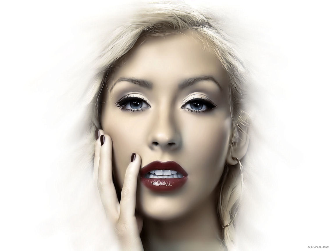 Christina Aguilera wallpaper (#25855)