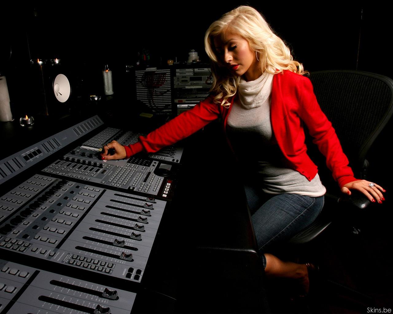 Christina Aguilera wallpaper (#30959)
