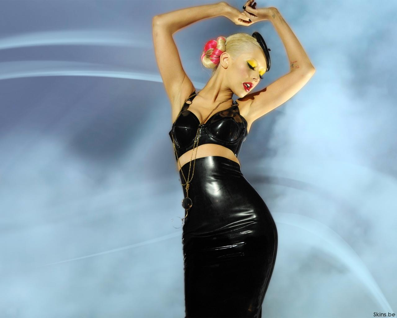Christina Aguilera wallpaper (#38533)